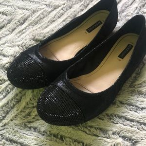 Alex Marie Flats with rhinestones SZ 7
